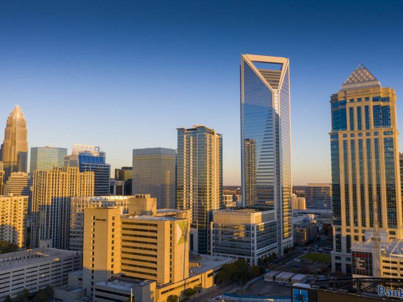 Ciudad de Charlotte. © ASP Inc / Adobe Stock