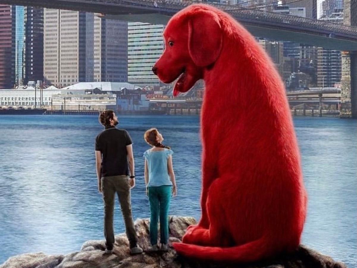 Clifford, el gran perro rojo: ya puedes ver el trailer de la película
