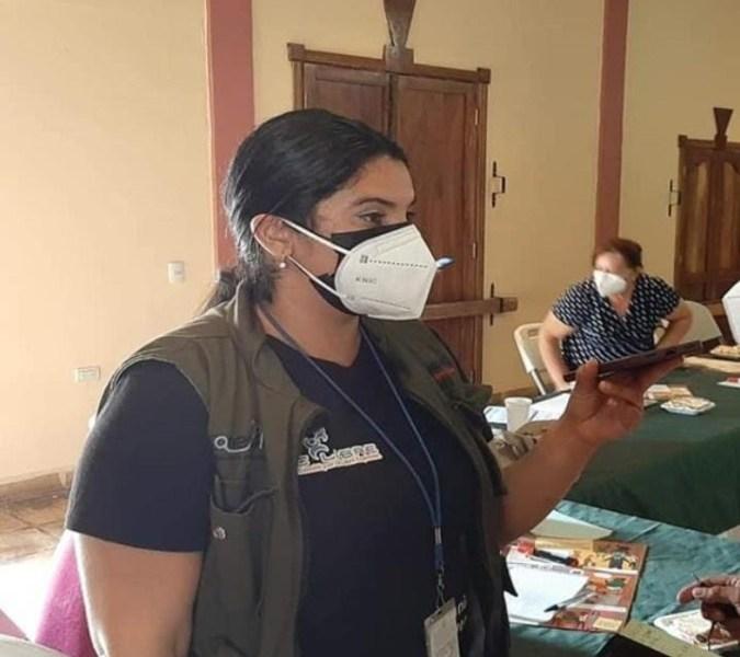 ICE detuvo a una periodista hondureña que huía de la violencia