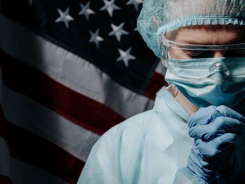 Las muertes por COVID-19 en EE. UU. alcanzan las 600,000