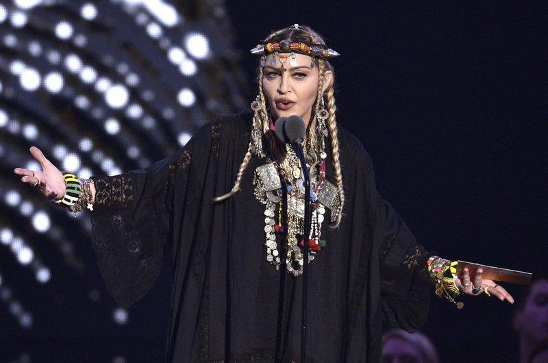 Madonna-Nueva-York
