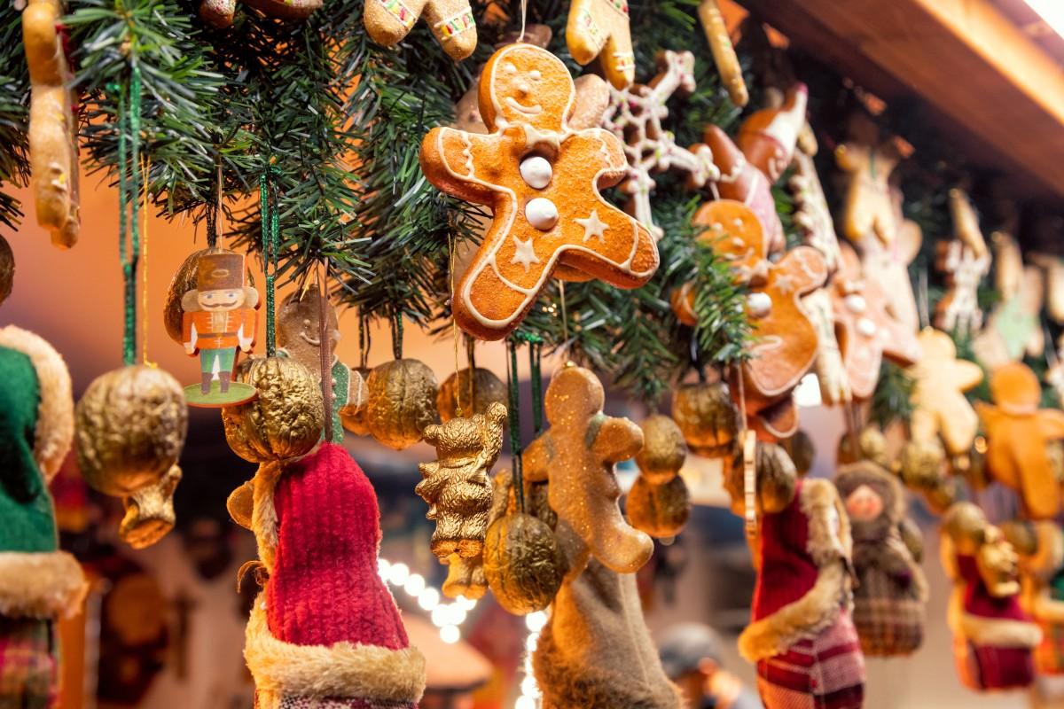 Navidad en junio: mercado celebrado en Raleigh