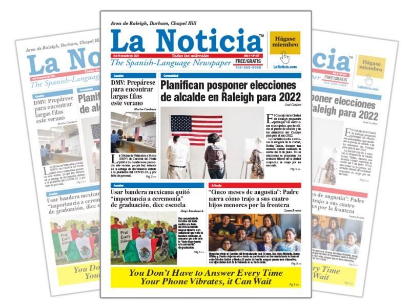 La Noticia Raleigh Edición 477