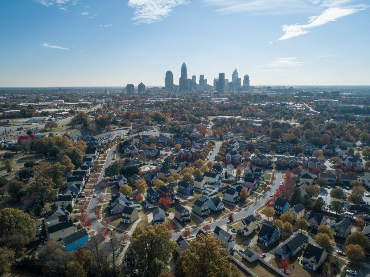 Ciudad de Charlotte