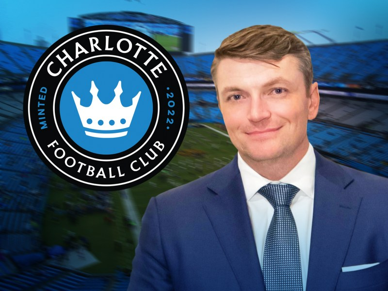 Nick Kelly Charlotte FC