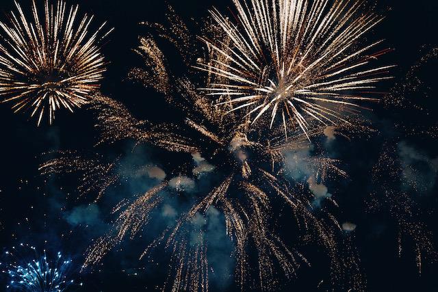 Fuegos artificiales regresan al Triángulo para el Día de Independencia