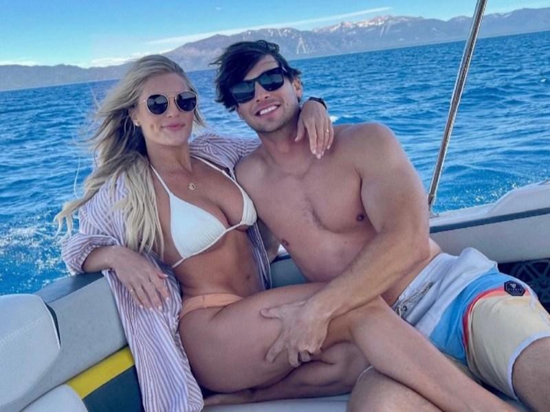 Madison LeCroy, supuesta amante de Alex Rodríguez, anuncia que está enamorada