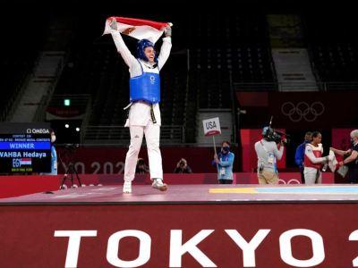 Óscar Salazar lleva al equipo de taekwondo de Egipto a ganar dos medallas de bronce