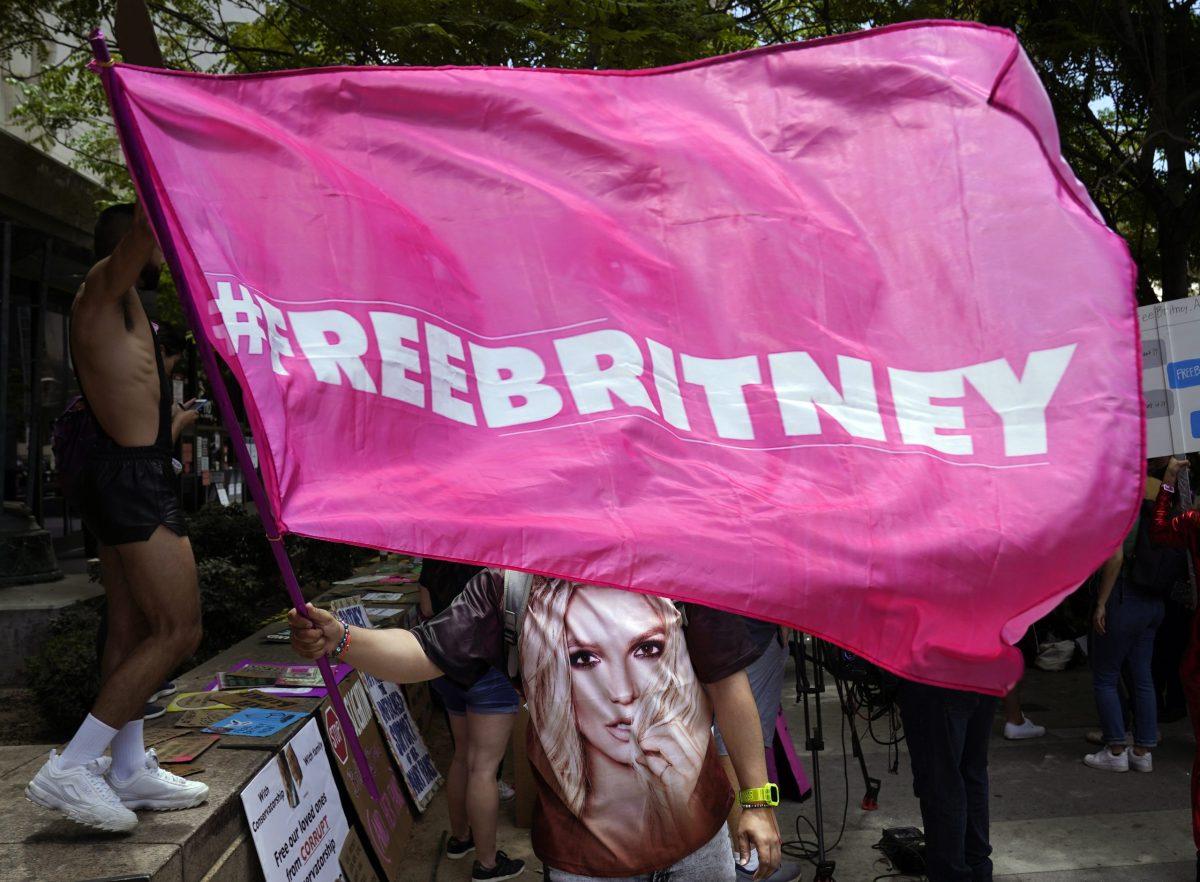 Free Britney Spears