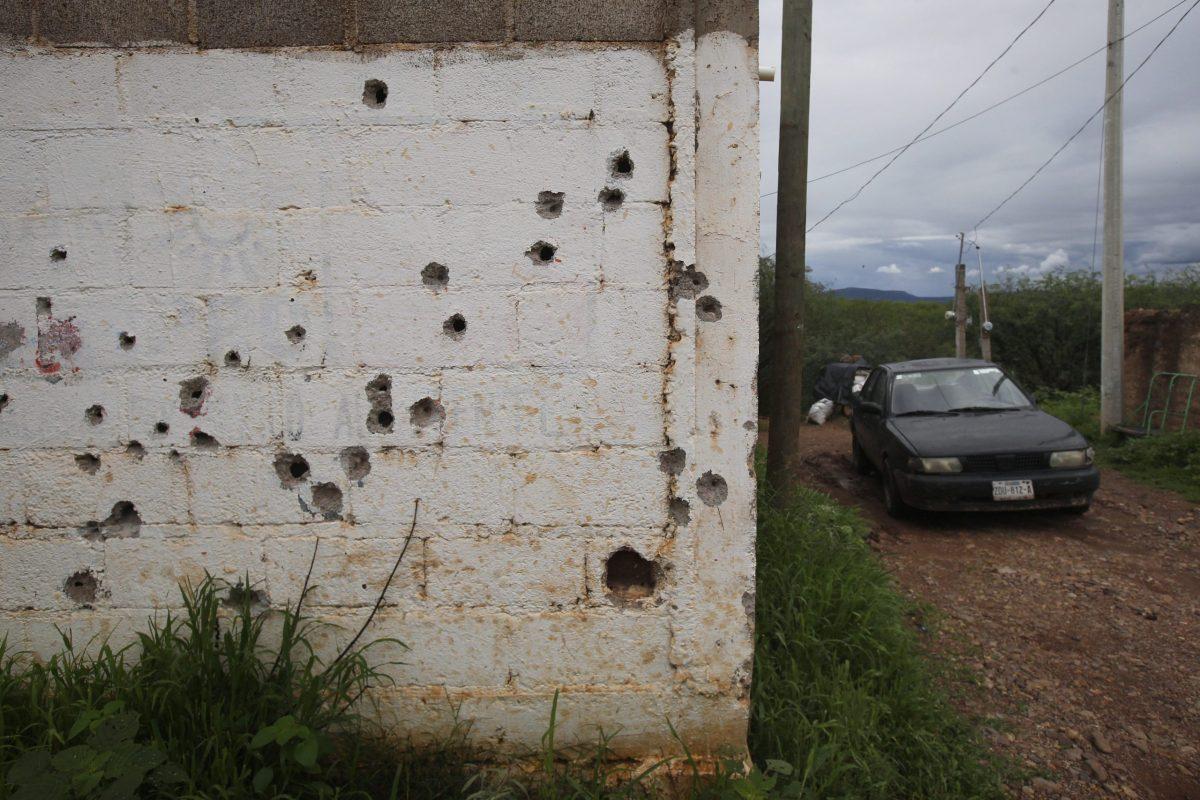 43 migrantes centroamericanos son rescatados en Chihuahua