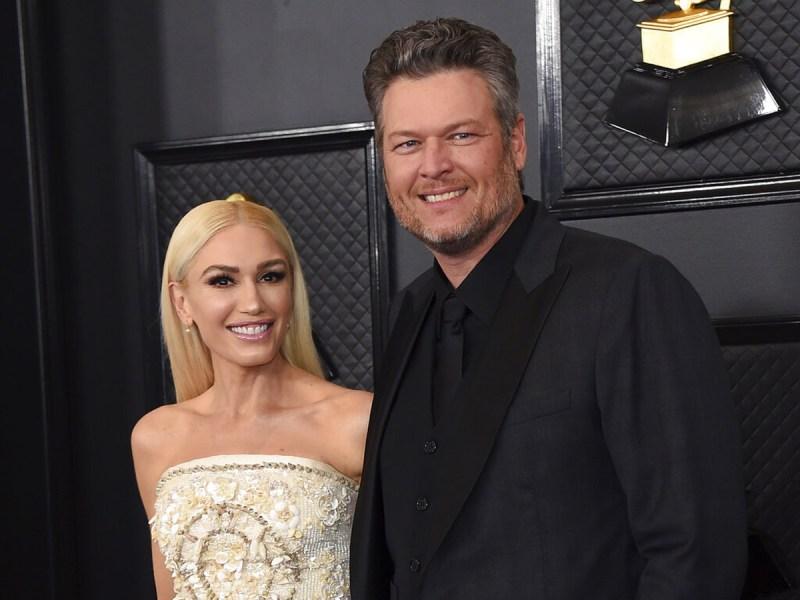Blake Shelton y Gwen Stefani celebraron una íntima boda