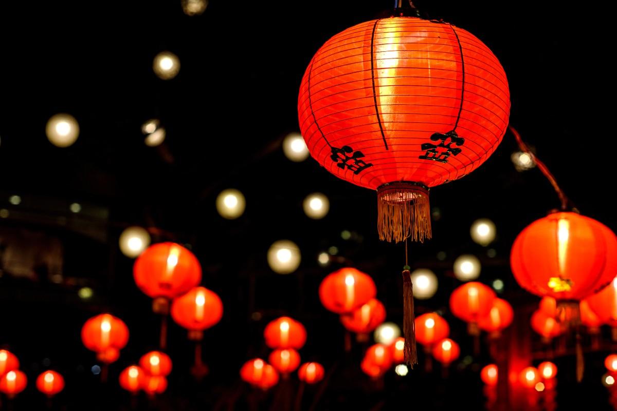 Diviértete en este festival de linternas chinas en Carolina del Norte