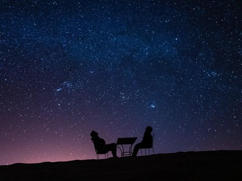 Observación de estrellas y música en vivo en esta granja de Charlotte