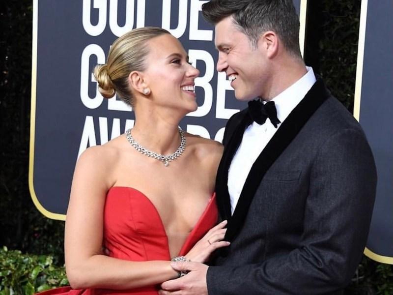 Scarlett Johansson espera su primer hijo con Colin Jost