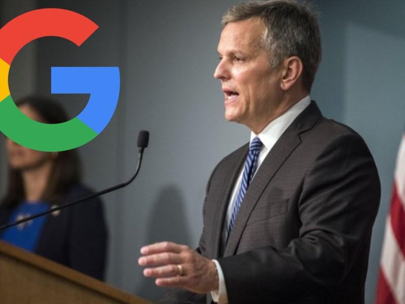 Josh Stein Google Carolina del Norte