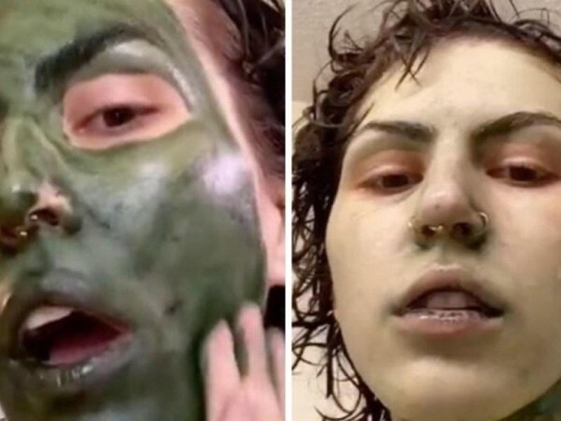 mujer-mascarilla-clorofila