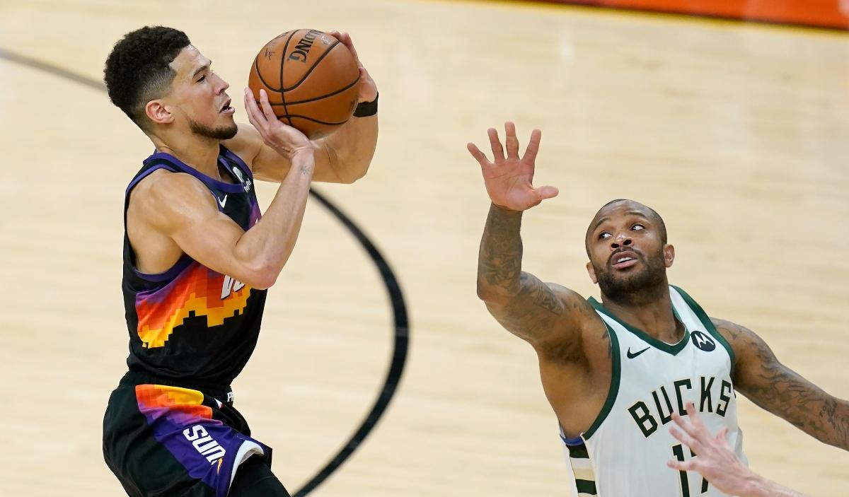 Los Suns se marchan de Phoenix con dos victorias, los Bucks no pueden fallar en casa