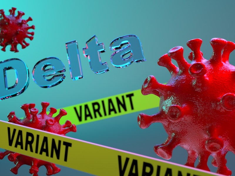 "Experto compara a la variante Delta con un ""COVID-19 con esteroides"""