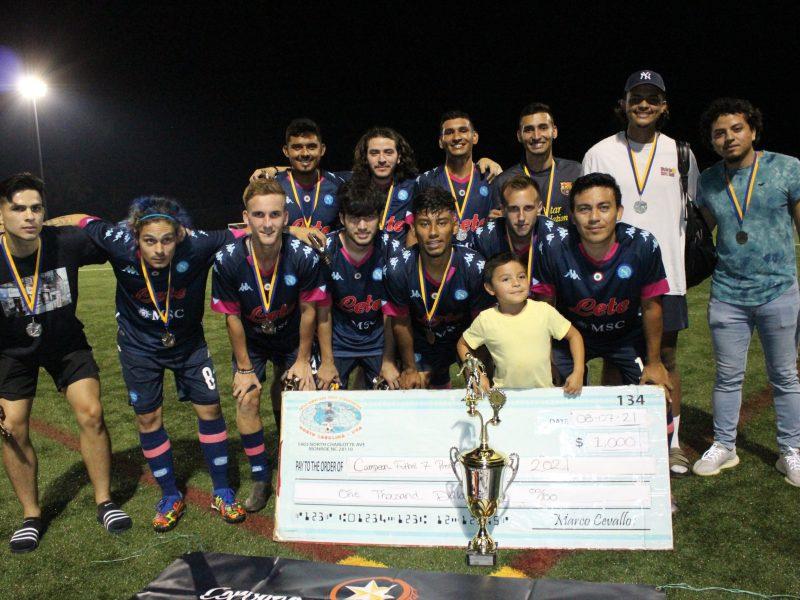 Copan United campeón