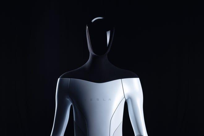Tesla humanoide robot