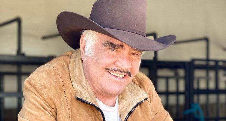 Vicente Fernández grave accidente