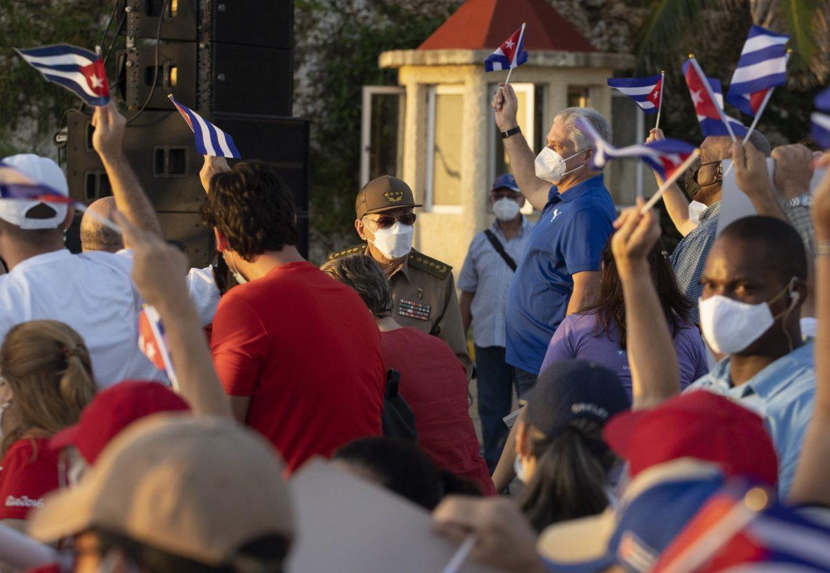 Aumentan los contagios en Cuba