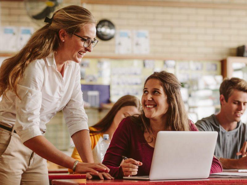Las escuelas de las comunidades rurales en el estado usaron fondos de COVID-19 para mejorar el aprendizaje de los estudiantes en su distrito.