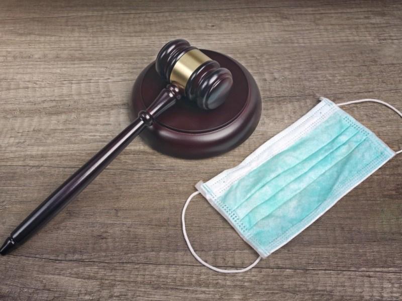 29 expuestos a COVID-19 en el tribunal de Mecklenburg