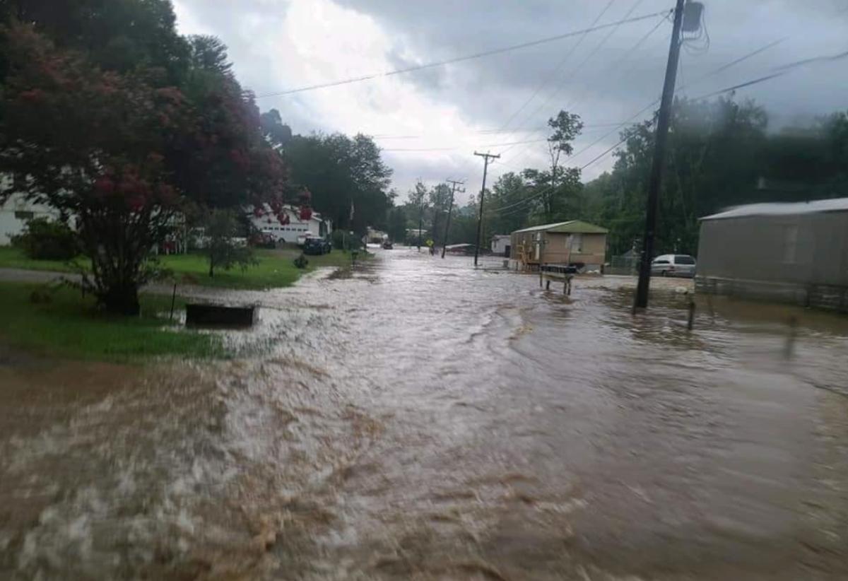 inundaciones Carolina del Norte