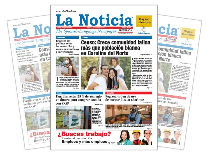 La Noticia Charlotte Edición 1218