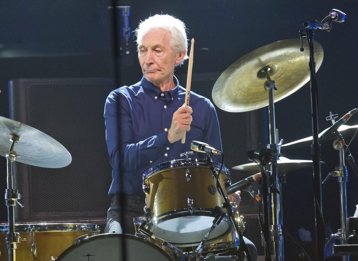 Falleció Charlie Watts Rolling Stones