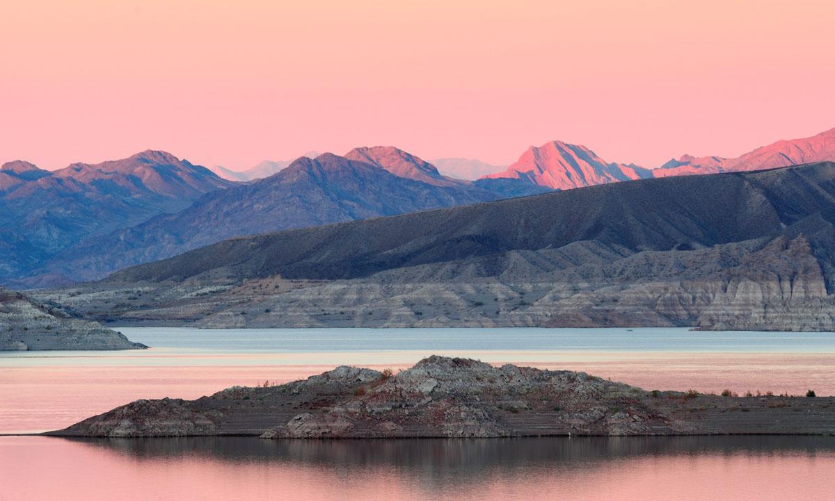 Sequía traerá cortes de agua para Nevada, Arizona y México