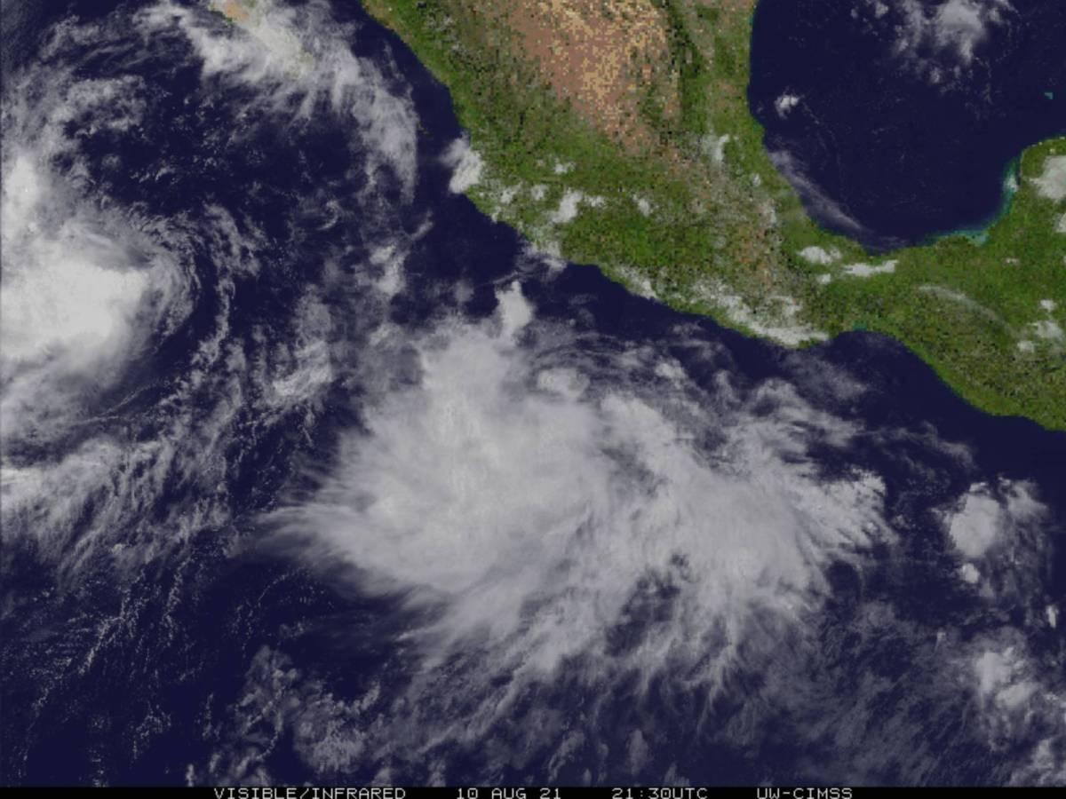 Huracán Linda: lo que viene para México y Baja California