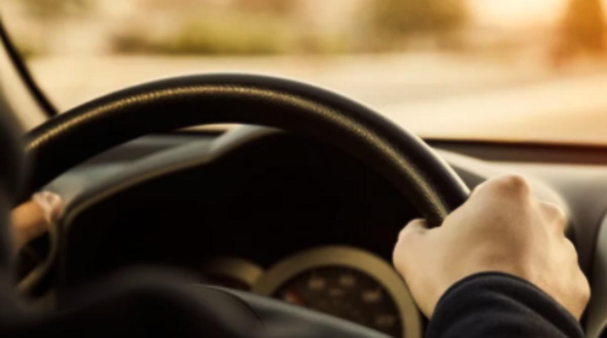 Conducir lento Carolina del Sur