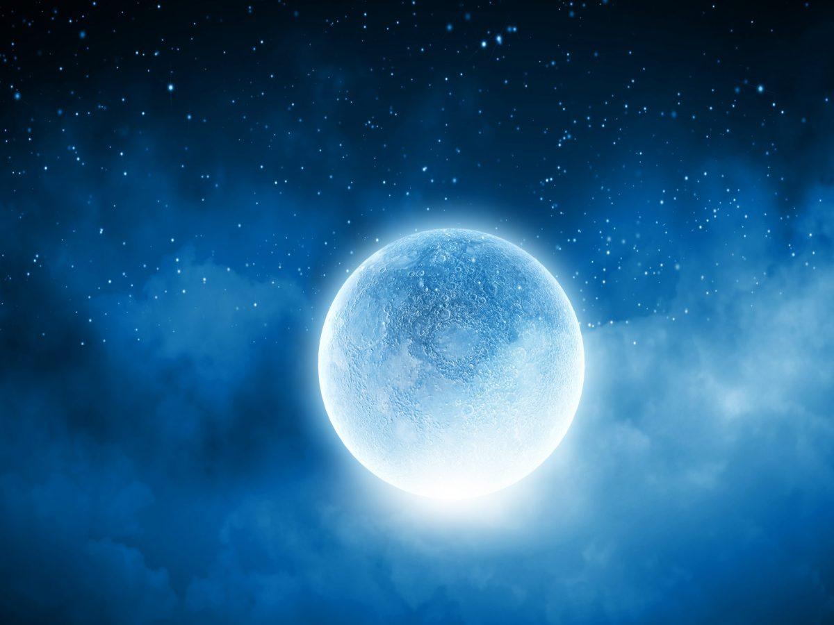 ¿Qué es una Luna Azul? El espectáculo nocturno de agosto