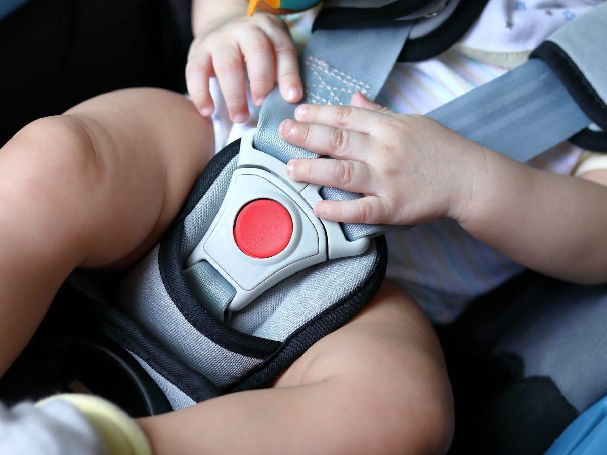 texas bebé auto guardería
