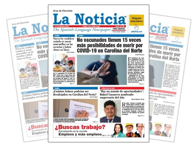 La Noticia Charlotte Edición 1220