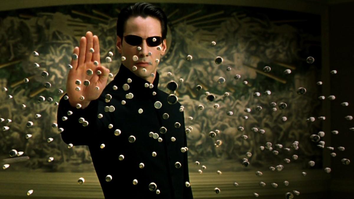 Matrix Resurrections video interactivo