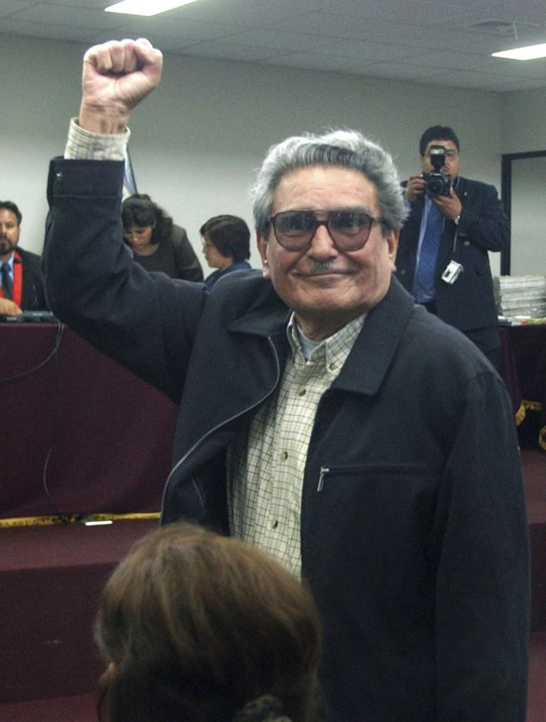 Muere Abimael Guzmán, fundador del grupo terrorista Sendero Luminoso