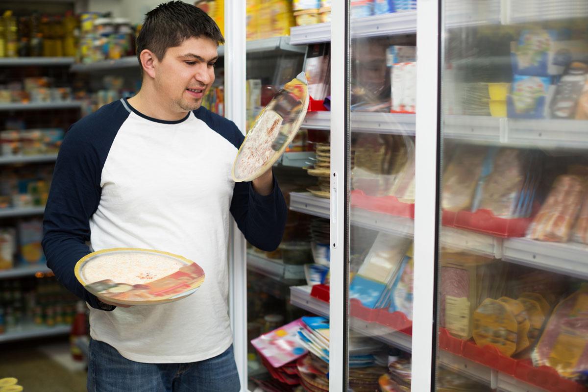 Nestlé pide retirar pizza congelada del mercado