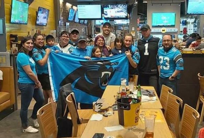 Carolina Panthers Fans México