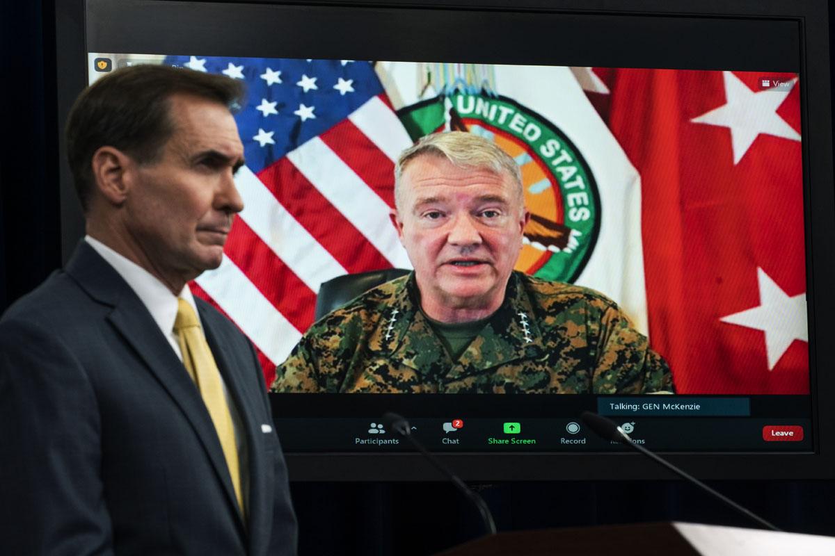 "Pentágono: 7 niños murieron por ataque con drones en Kabul, fue un ""error"" que mató a civiles"