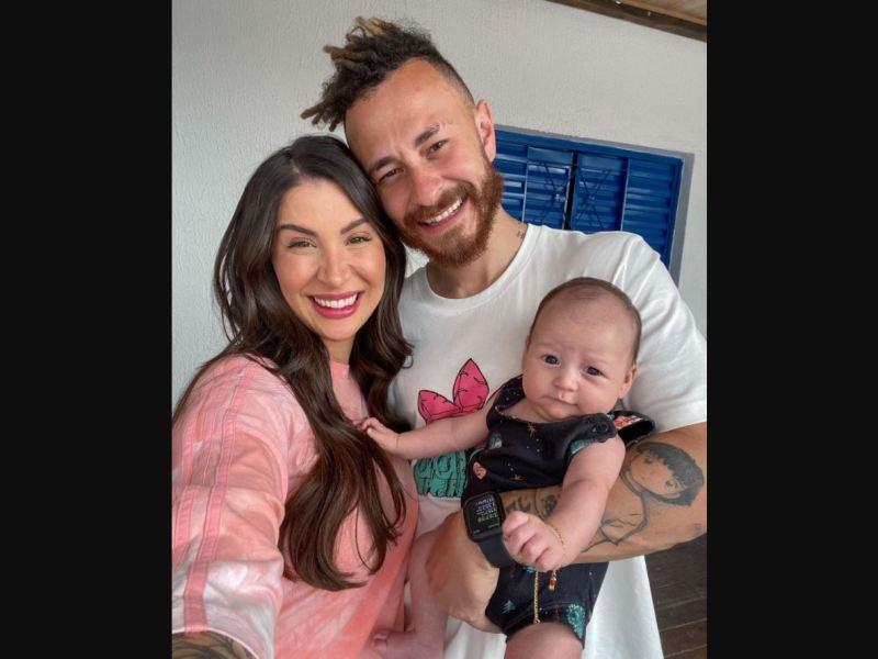 influencer género bebé