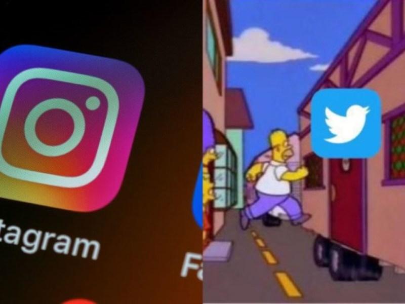 caída Instagram nivel mundial