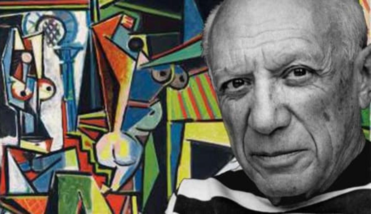 Pablo Picasso Charlotte
