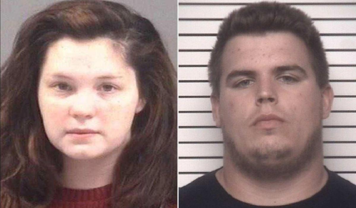 pareja ocultar muerte bebé