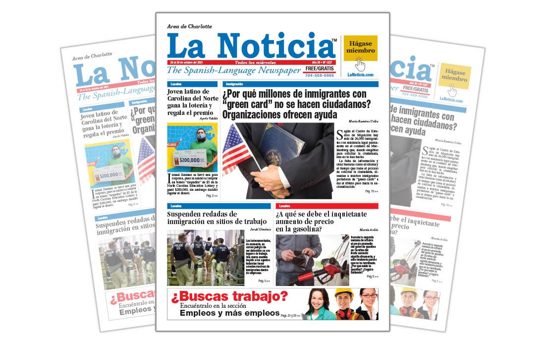 La Noticia Charlotte Edición 1227