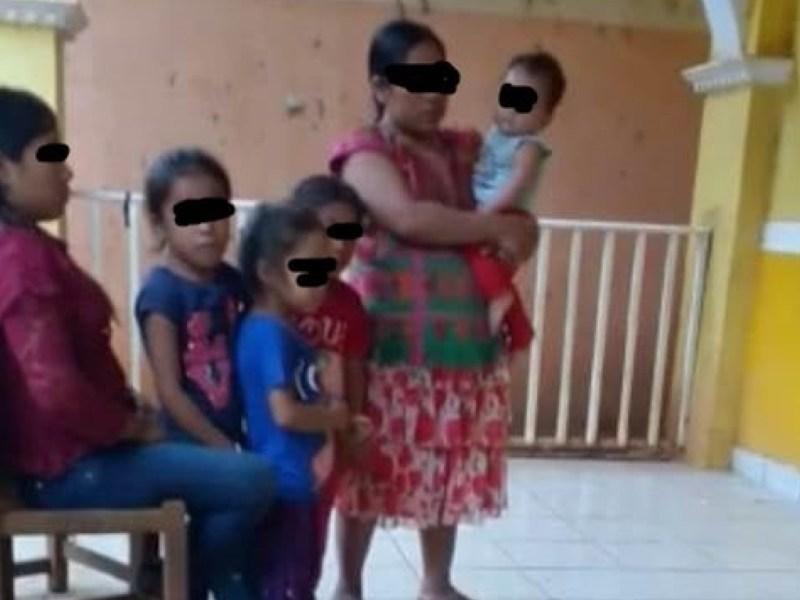 Jovencita huye violador policías arrestan