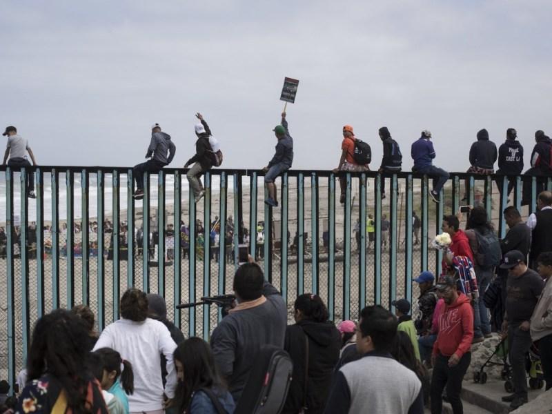 bloquean entrada cárcel New Jersey