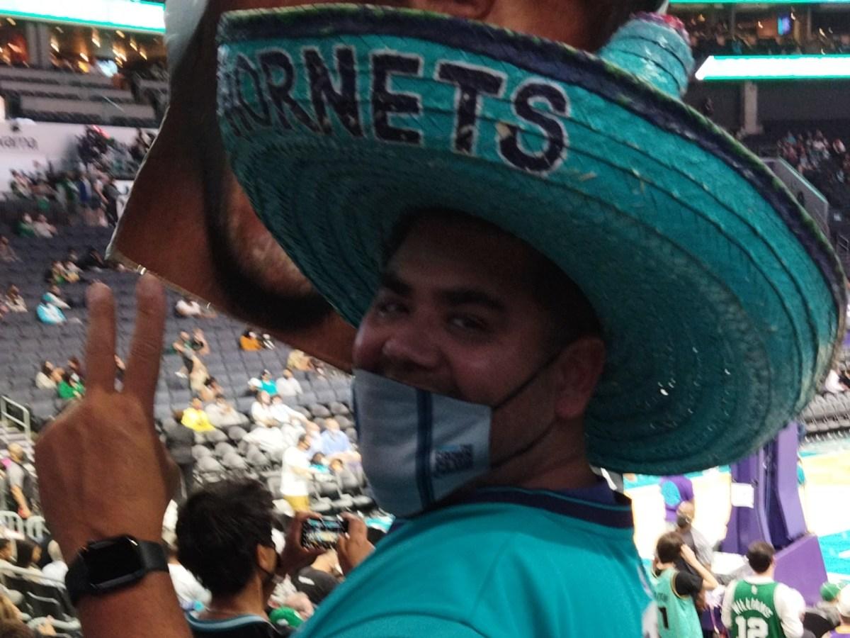 Sombrero Man Charlotte